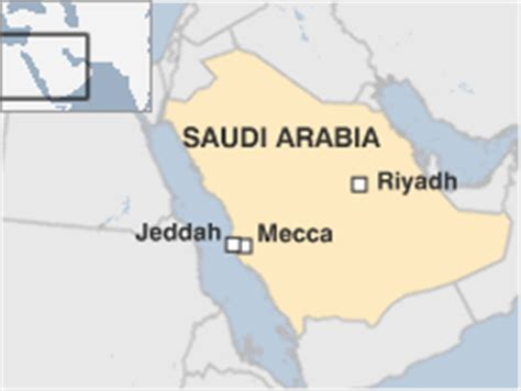 middle east map mecca news saudi arabia orders inquiry into flash flood deaths