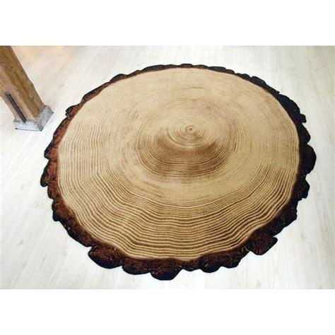 woody wood rug woody wood by yvette laduk yl design is a round carpet