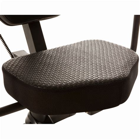 comfortable bicycle seats with back support health and fitness den exerpeutic 2000 high capacity