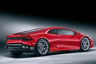 Lamborghini The Lamborghini Graces Huracan With New Lp 580 2 Rwd Edition