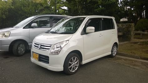 suzuki wagon r in hiroshima japan september 2015
