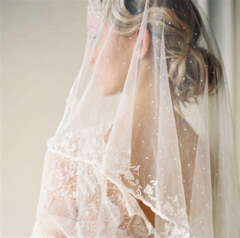 Wedding Veil by Vintage Wedding Veils Once Wed