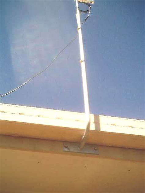 mhzm  pole antenna