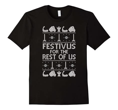 Festivus For The Rest Of Us by Festivus For The Rest Of Us Tshirt Airing Of Grievances