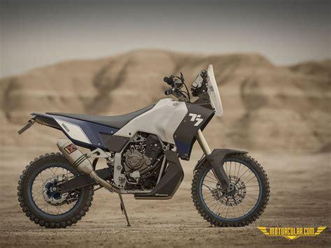 yamaha  tenere concept modelini sundu motorcularcom