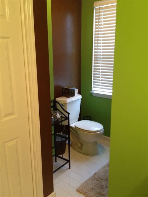 green and brown bathroom bathroom lime green and brown for the home pinterest
