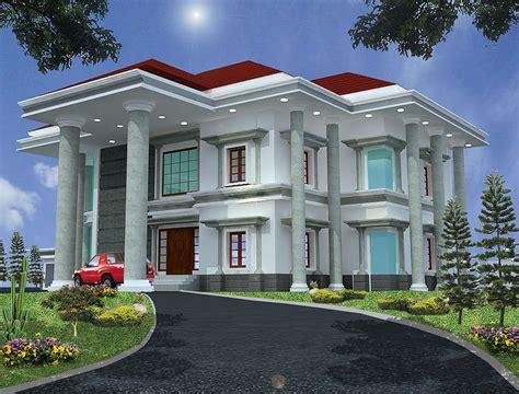 desain rumah elegan dan mewah gambar desain rumah mewah dan elegan contoh sur