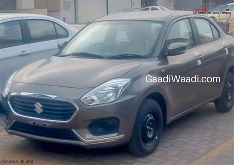 maruti dzire second 2017 maruti dzire launch date price specs features