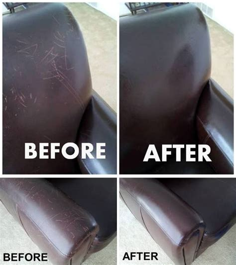 How To Fix Scratches On Leather Sofa fix cat scratches on leather using olive find