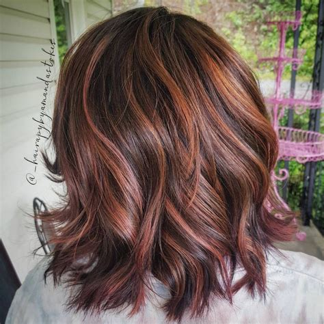 which hair color from sallys rose gold 9 chocolate rose gold hair colors that ll make you hair