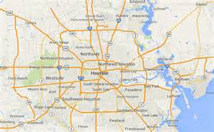 houston map of las vegas to houston map