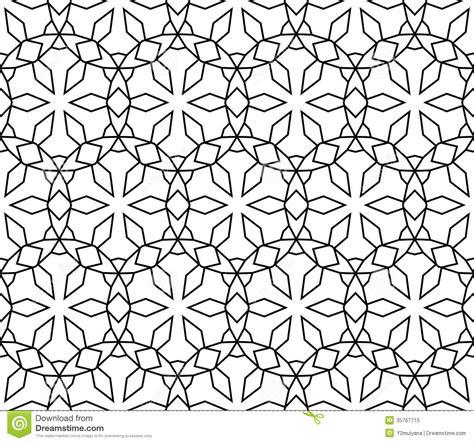 pattern design line art geometric pattern 14 stock illustration illustration of