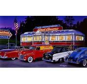 1953 Cadilac Chevy Panel Truck 49 Ford Oldsmobile Trolley Car