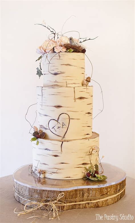Best Way To Decorate A Christmas Tree Best 25 Wood Wedding Cakes Ideas On Pinterest Rustic