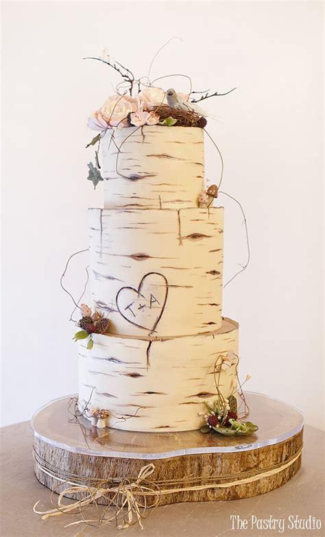 Best 25  Wood wedding cakes ideas on Pinterest   Rustic
