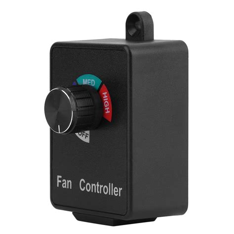 variable fan speed controller universal router air duct fan variable speed controller