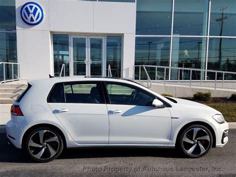 Golf R Autobahn by New 2018 Volkswagen Golf Gti 2 0t 4 Door Autobahn Dsg