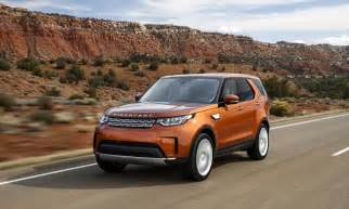 land rover s brand new discovery officially hits the road