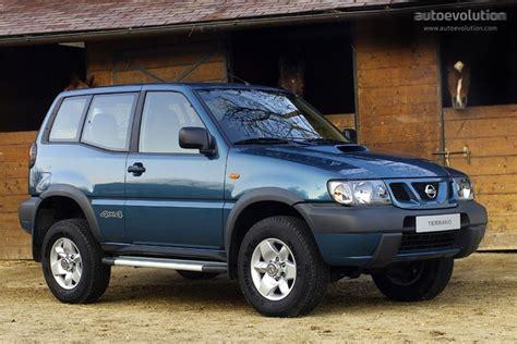 nissan terrano 2006 nissan terrano ii 3 doors specs 2002 2003 2004 2005