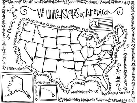 united states map activity product review united states listening comprehension