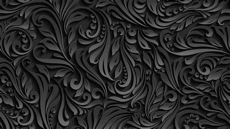 wallpaper hitam pola  renanban  hd
