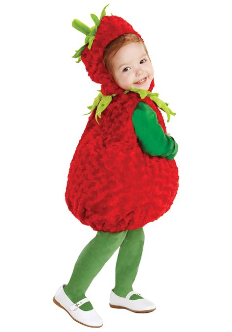 diy costumes for toddlers toddler strawberry costume