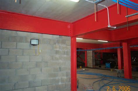 metal coatings fireproof paint