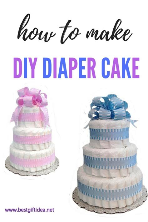 Easy Diy Baby Shower Cakes by Best Gift Idea Diy Cake Pretty Easy Baby Shower