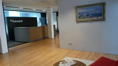 oficina banc sabadell sabadell estrena nueva sede en madrid idealista news