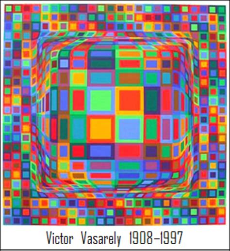 antique pattern library com victor vasarely s artwork revisited using python 101