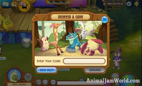 preferencia codigos animal jam  pg ivango