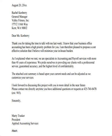 sample business cover letter  examples  word