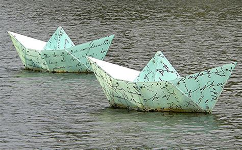 Origami Ships - origami paper hats 171 embroidery origami