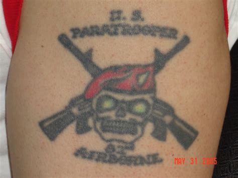 parachute regiment tattoo designs 82nd airborne designs pictures to pin on