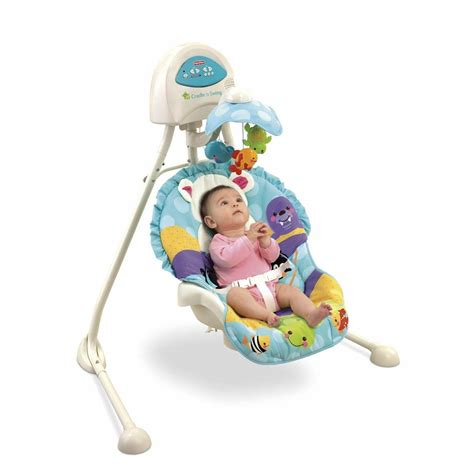 Fisher Price Precious Planet Cradle Swing by Fisher Price Precious Planet Cradle Swing Dealshout