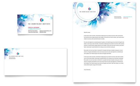 business letterhead templates for mac 22 best health marketing images on