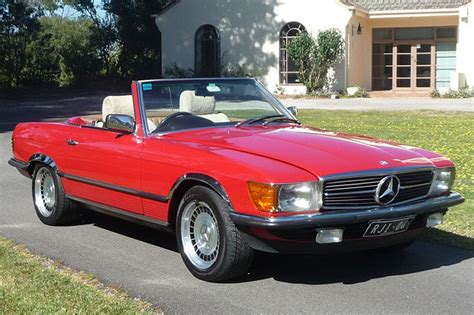 mercedes classic convertible sold mercedes benz 380sl convertible auctions lot 5