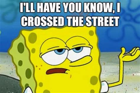 Tough Spongebob Meme - the funniest tough spongebob memes