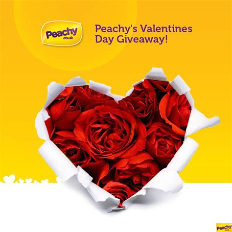 Giveaway Day - peachy s valentine s day giveaway