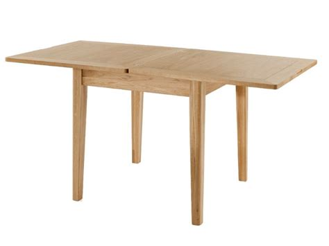 willis gambier spirit oak flip top dining table