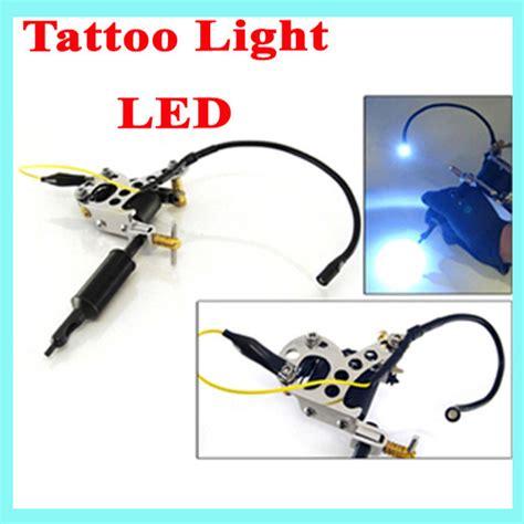 buy tattoo machine auxiliary led l light aid 3 tattoo machine mounted led light adjustable supply