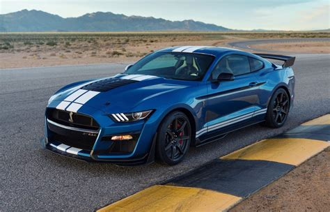 2020 Ford Mustang Gt500 by 2020 Ford Mustang Shelby Gt500 Horsepower And Torque Revealed