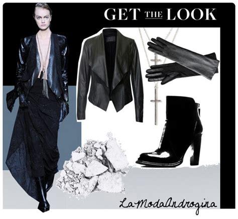 Zahra Zip Chameleon get the look la moda androgina