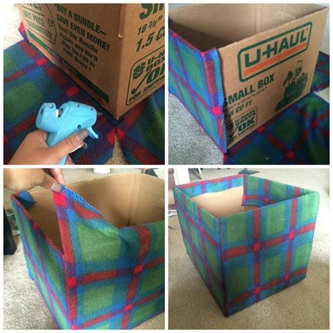 diy upcycling craft moving box moving insider