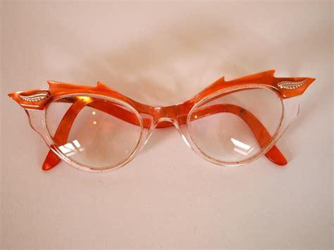Cat Eye Rafflesia Orange 1000 images about eyewear on rockabilly tom