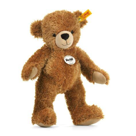large teddy bears steiff large happy teddy brown 163 50 00 hamleys for