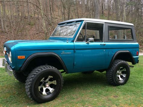 bronco car lifted 1977 ford bronco 4x4 lifted early bronco auto 302