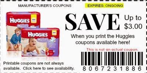 printable huggies coupons 3 off huggies printable coupons october 2014