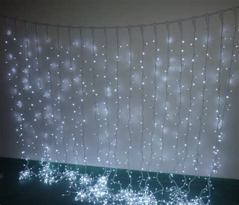china 2x3m waterfall raining lighting effects led curtain
