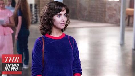 alison brie glow youtube glow alison brie steps into the ring in first look at